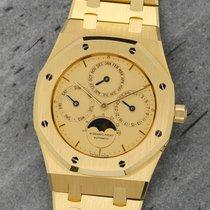 Audemars Piguet Royal Oak Perpetual Calendar Yellow gold 39mm Gold
