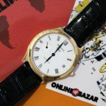 Zenith Or jaune Remontage automatique Blanc 36mm occasion Elite