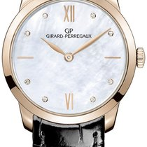Girard Perregaux 1966 49528-52-771-CK6A New Rose gold 30mm Automatic