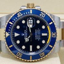 Rolex Submariner Date nuevo 2020 Automático Reloj con estuche y documentos originales 126613LB