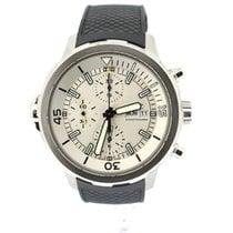 IWC Aquatimer Chronograph Stahl 44mm Weiß Schweiz, Geneva