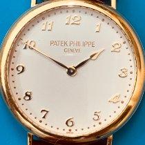 Patek Philippe Calatrava Rose gold White United States of America, New York, Great Neck