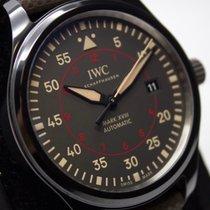 IWC Pilot Mark IW324702 Ottimo Ceramica 41mm Automatico Italia, ferentino