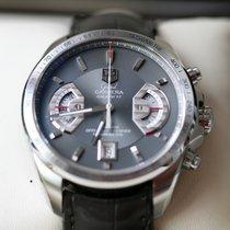 TAG Heuer Grand Carrera Steel Grey