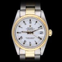Rolex 68273 Or/Acier 1986 Lady-Datejust 31mm occasion