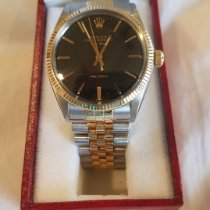 Rolex Air King Precision Gold/Steel Black No numerals United States of America, California, Morongo Valley
