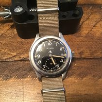Cyma Steel 38mm Manual winding 25098 pre-owned United States of America, Kentucky, Louisville