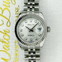 Rolex Lady-Datejust Gold/Steel 26mm Silver United States of America, California, Pasadena