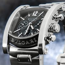 Bulgari Assioma AA44SCH Very good Steel 44mm Automatic