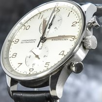 IWC Steel 41mm Manual winding IW3712 pre-owned
