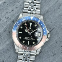 Rolex 1675 Steel 1964 GMT-Master 40mm pre-owned