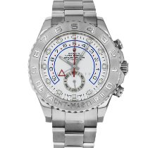 Rolex Yacht-Master II White gold 44mm White No numerals United States of America, Maryland, Baltimore, MD