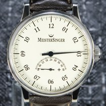 Meistersinger pre-owned Automatic 45mm Sapphire crystal