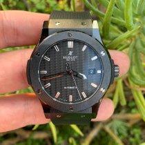 Hublot Classic Fusion 45, 42, 38, 33 mm Ceramic 42mm Black No numerals