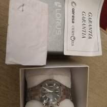Lorus Steel 41mm Quartz pre-owned