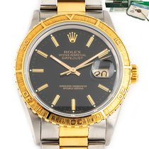 Rolex Datejust Turn-O-Graph Gold/Steel 36mm Black No numerals United States of America, Florida, Hollywood