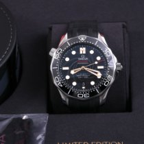 Omega Seamaster Diver 300 M Steel 42mm Black No numerals United States of America, California, Beverly Hills