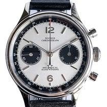 1963 mechanical Chronograph watches seagull movement 全新 钢 38mm 自动上弦 中国, 桂林