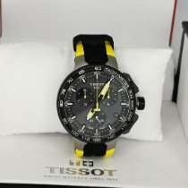 Tissot T-Race Cycling Staal