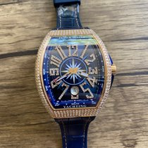 Franck Muller Rose gold 40mm Automatic V41SCDTACBL new United States of America, California, Sunnyvale