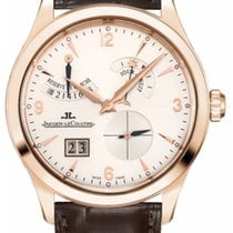 Jaeger-LeCoultre Master Eight Days Roségold 41.5mm Silber
