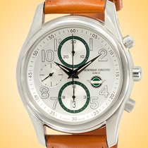 Frederique Constant Vintage Rally Steel 42mm Silver United States of America, Illinois