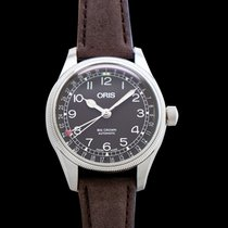 Oris Big Crown Pointer Date 01 754 7749 4064-07 5 17 67 New Steel 36mm Automatic United States of America, California, Burlingame