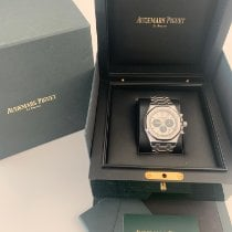 Audemars Piguet 26331ST.OO.1220ST.03 Acier 2020 Royal Oak Chronograph 41mm nouveau France, Saint tropez