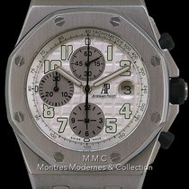 Audemars Piguet Royal Oak Offshore Chronograph Acier 42mm Arabes France