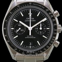 Omega Speedmaster Professional Moonwatch Acier 44.2mm Noir France