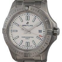 Breitling Chronomat Colt Steel 41mm Silver United States of America, Texas, Austin