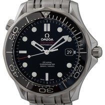 Omega 212.30.41.20.01.003 Steel 2020 Seamaster Diver 300 M 41mm pre-owned United States of America, Texas