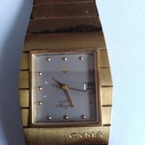 Cyma Very good Gold/Steel 21mm Quartz South Africa, Krugersdorp