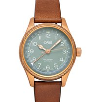 Oris Big Crown Pointer Date Bronze 36.00mm Vert
