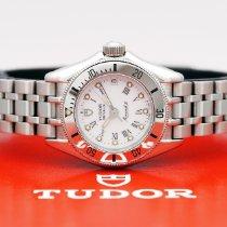 Tudor Monarch Steel 26mm White No numerals