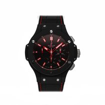 Hublot Big Bang 44 mm Keramik 44mm Svart Inga siffror