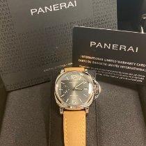 Panerai Steel 38mm Automatic PAM 00755 new