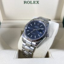 Rolex Datejust Acero 41mm Azul Sin cifras España, Malaga