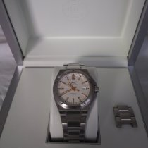 IWC Ingenieur Automatic Steel 40mm Silver No numerals United States of America, Illinois, Chicago