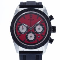 Tudor Fastrider Chrono Steel 42mm Red United States of America, Georgia