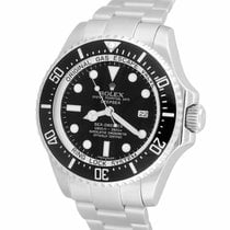 Rolex Sea-Dweller Deepsea Steel 44mm Black United States of America, New York
