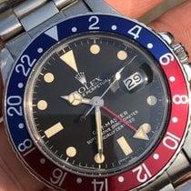 Rolex GMT-Master Steel 40mm Black No numerals Thailand, Bangkok