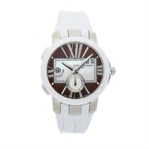 Ulysse Nardin Executive Dual Time Lady new Automatic Watch with original box and original papers 243-10/30-05