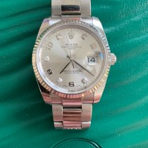 Rolex Oyster Perpetual Date Steel 34mm Black United States of America, Texas, Austin