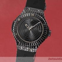 Hublot Big Bang Caviar Keramiek 41mm Zwart