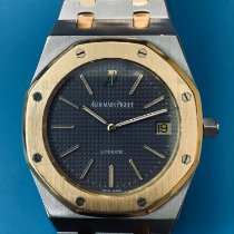 Audemars Piguet Royal Oak Jumbo Steel 39mm Grey No numerals United States of America, New York, Great Neck