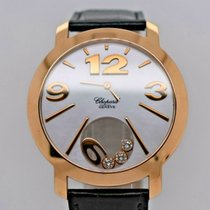 Chopard pre-owned Quartz 40mm Mother of pearl Sapphire crystal 10 ATM