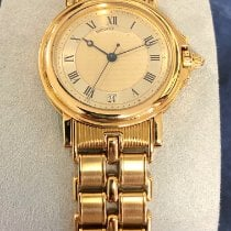 Breguet Marine Yellow gold 35mm Silver Roman numerals United States of America, Texas, McAllen