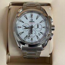 Omega Seamaster Aqua Terra new Automatic Chronograph Watch with original box and original papers 231.10.44.50.04.001