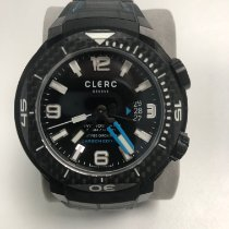 Clerc Hydroscaph H1 Chronometer H1-1.4.3 Very good Steel 48mm Automatic New Zealand, Auckland